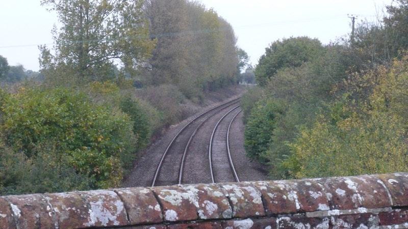 Lowes Railway bridge